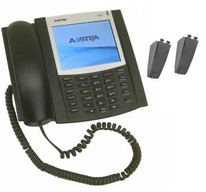 Lot Of 100 Aastra 6739i Voip Touchscreen Display Business Phones W feet