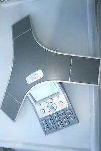 Cisco Cp 7937g Voip Business Conference Station Phone Voice Uc Phone