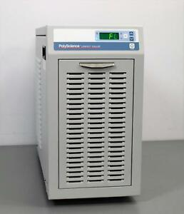 Polyscience Ls51 M11a110b Compact Cooler Refrigerated Recirculating Chiller