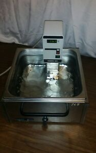 Haake Water Bath W13 With Haake D8 Pump