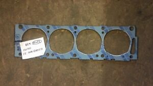 New 10 Pack Of Felpro Head Gaskets 352 360 390 406 410 428 Fe Ford Engines