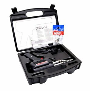 Weller D550pk 260 watt 200w Professional Soldering Gun Kit With Three Tips And
