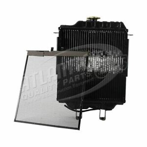 Lva12158 Aftermarket Radiator For John Deere Models 4200 4210 4300