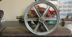 Vintage Model 20 3d Sundberg Rotary Pump Speed 1750 Rpm made In Usa Used