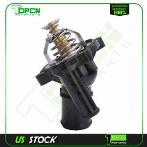 Engine Coolant Thermostat Assembly For Ford Escape Focus Mazda L33615170 L3 L4