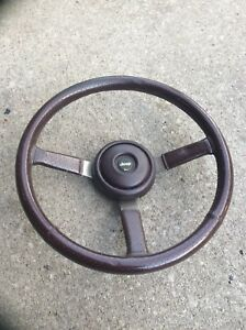 Jeep Cherokee Steering Wheel Xj 1987 1994 Maroon