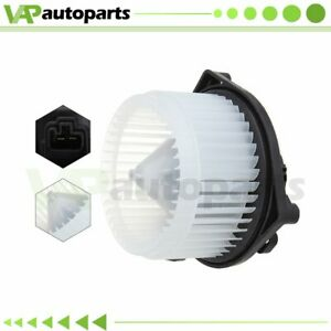 Heater Blower Motor W Fan Cage For 2005 2015 Toyota Tacoma Pickup Truck A C
