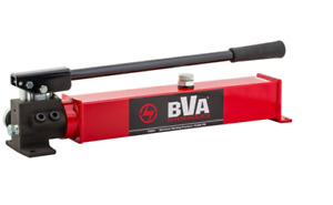 Bva P2001 Hydraulic Hand Pump 2 Speed S a 122 Cu In Steel 10 000 Psi