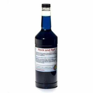 Rock And Roll Ready To Use Shaved Ice Or Sno Cone Syrup Quart 32 Fl Oz