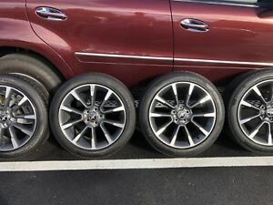 Ford Mustang Gt California Special 10 Spoke 4x Wheels Rims Tires R19 245 45 19