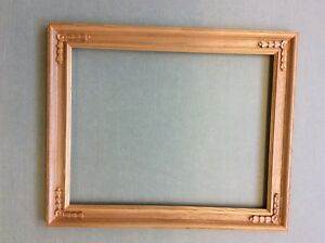 Solid Oak Picture Country Americana 11 X 14 Picture Frame
