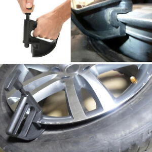 Motorcycle Tire Changer Wheel Rim Removal Bead Clamp Drop Center Heavy Tool Braw