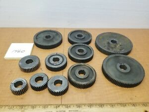 Hendey Lathe 12 Qcgb Gears 812id 157 Key 70 Face Price Is For 1 Gear