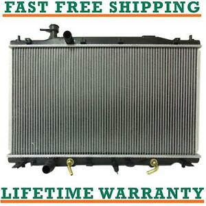 Radiator For 07 09 Honda Cr V 4cyl 2 4l L4 Lifetime Warranty Direct Fit