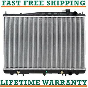 Radiator For 98 04 Nissan Frontier 00 04 Xterra 2 4l 3 3l Direct Fit