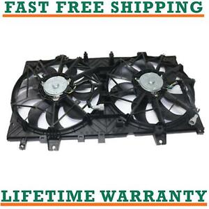 Radiator Cooling Fan Assembly For Nissan Fits Rogue Ni3115150