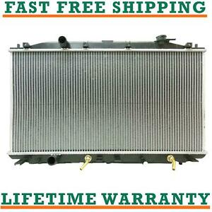 Radiator For 09 14 Acura Tsx 2 4l L4 3 5l V6 Fast Free Shipping Direct Fit