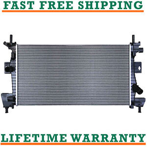 Radiator For 12 16 Ford Focus 2 0l Lifetime Warranty Free Shipping Direct Fit