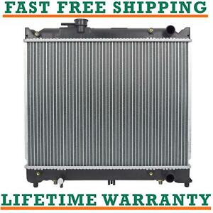 Radiator For 89 95 Geo Tracker Suzuki Sidekick L4 Fast Free Shipping Direct Fit