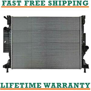 Radiator For 15 18 Lincoln Mkc Ford Escape 1 5l 2 3l Fast Shipping Direct Fit