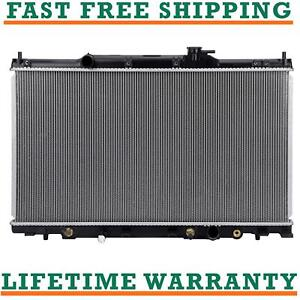 Radiator For 07 11 Honda Element 2 4l Fast Free Shipping Direct Fit