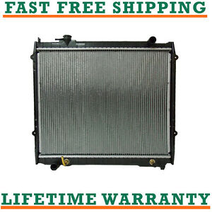 Radiator For 95 04 Toyota Fits Tacoma L4 V6 Measure Core 20 3 4 Between Tanks