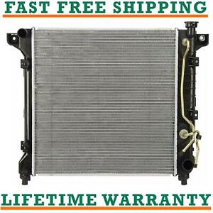 Radiator For Durango 98 00 Dakota 97 99 3 9 V6 5 2 V8 Direct Fit