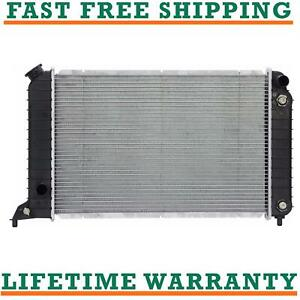 Radiator For 94 03 Chevy S10 Gmc Sonoma Isuzu Hombre 4cyl 2 2l Direct Fit