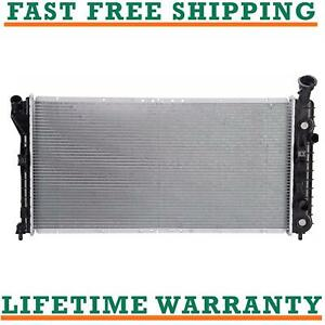 Radiator For 00 05 Chevy Impala Monte Carlo Buick Regal V6 Direct Fit