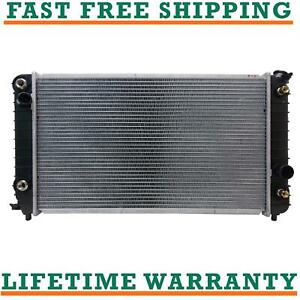 Radiator For 94 95 Chevy Blazer S10 Jimmy Sonoma 4 3l Fast Shipping Direct Fit