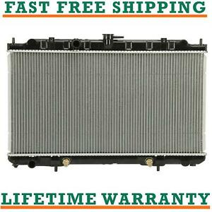 Radiator For 00 06 Nissan Sentra 4cyl 1 8l Free Shipping Direct Fit