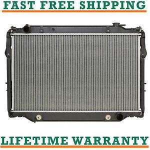 Radiator For 93 97 Lexus Lx450 Toyota Land Cruiser 4 5l Fast Shipping Direct Fit