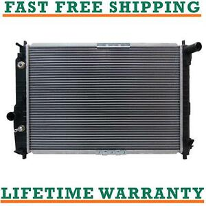Radiator For 04 08 Chevy Aveo With A c 23 5 8 Core Height L4 1 6l Direct Fit