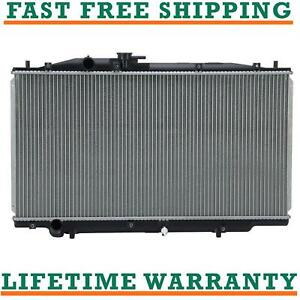 Radiator For 03 07 Honda Accord 3 0l Lifetime Warranty Free Shipping Direct Fit