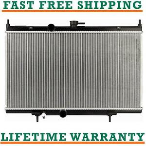 Radiator For 07 12 Nissan Sentra 2 0l L4 Fast Free Shipping Direct Fit