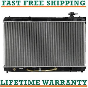 Radiator For 07 11 Toyota Camry 2 4l 2 5l Direct Fit Fast Free Shipping