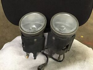 2002 2003 Nissan Sentra Se R Spec V Oem Factory Fog Lights Set Pair