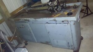 South Bend Lathe Heavy 10 Cabinet Underdrive Unit Will Separate