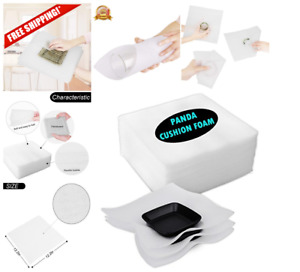 12 X 12 Foam Wrap Sheets Cushioning For Moving Storage Packing 50 pack white