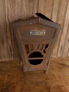 Antique Chevrolet Water Heater Heat Black 1920 s 1930 s Car Automobile Rat