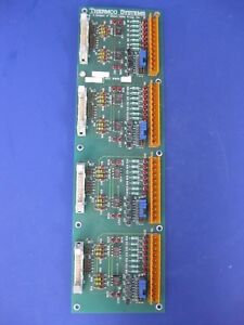 Thermco 161840 001 Pcb Assembly Used