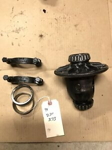 Jeep Wrangler Tj Dana 30 3 73 3 72 Ring Pinion Gear Set Factory Front Carrier