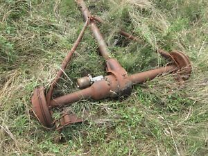 1938 1939 1940 1941 Lincoln Ford Columbia Two Speed Axle