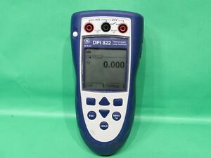 Ge Druck Dpi 821 Thermocouple Calibrator Used In Good Working Order