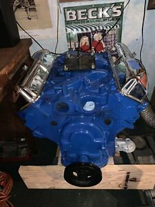 1967 Ford 390gt S Code Engine Re Manufactured Mustang Cougar Fairlane Truck