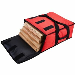 Yopralbags Insulated Food Delivery Bag Pizza Boxes Professional Warmer Carrier