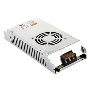 Bvpow 12v Power Supply 30a 360w Dc Universal Regulated Transformers Adapter