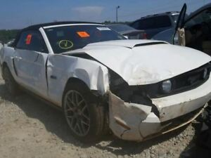 Driver Front Seat Bucket Convertible Air Bag Leather Fits 10 12 Mustang 901992
