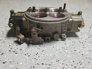 Holley Dominator 4500 Series 1250 Cfm Carburetor