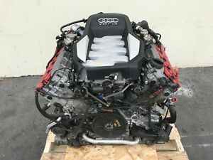 B8 8t 2008 Audi S5 4 2l Complete Engine Motor Assembly 95k Miles Warranty